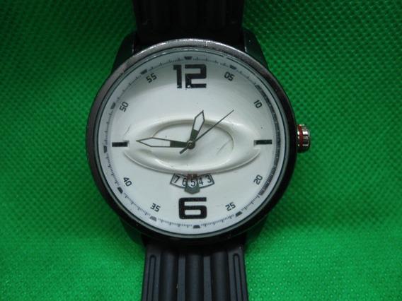 Relógio Quartz Com Calendario Usado Em Mostruario Esta Novo