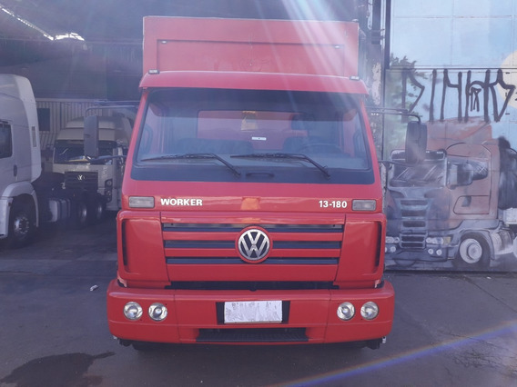 Vw 13.180 4x2 2007/2007