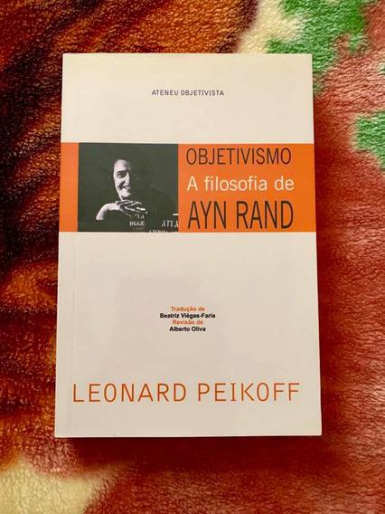Objetivismo A Filosofia De Ayn Rand