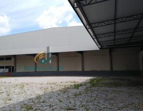 Imagem 1 de 30 de Pavilhão/galpão Industrial À Venda Em Cotia/sp - 769