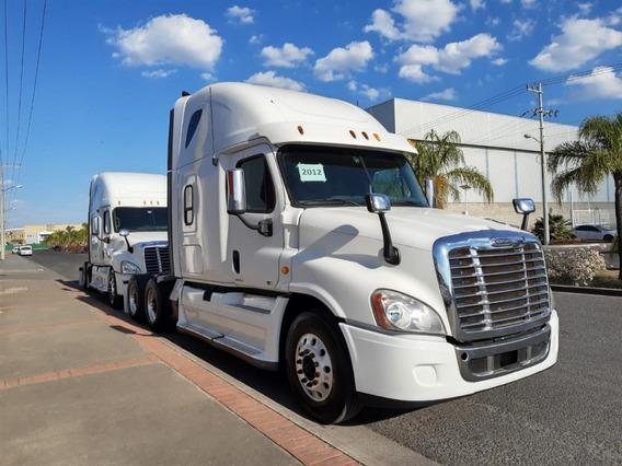 Freightliner Cascadia 2012, Camiones,2 Cascadias