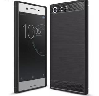 Forro Estuche Protector Carbono Sony Xperia Xz Premium,xz