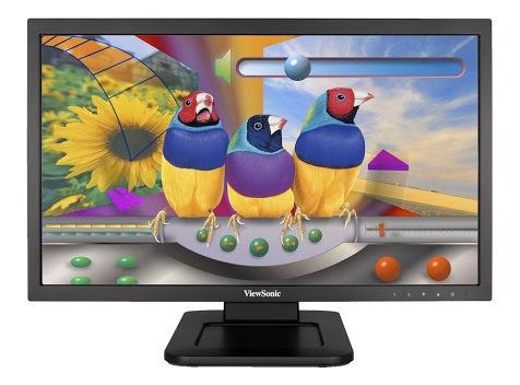 Monitor Viewsonic 22 Touch Full Hd 1080 Dvi Vga Usb Pantalla