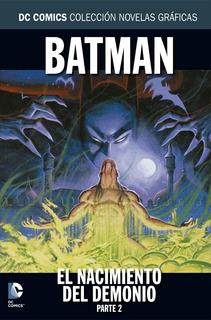 Col. Nov. Graf. Salvat : Batman El Nacimiento Del Demonio(2)