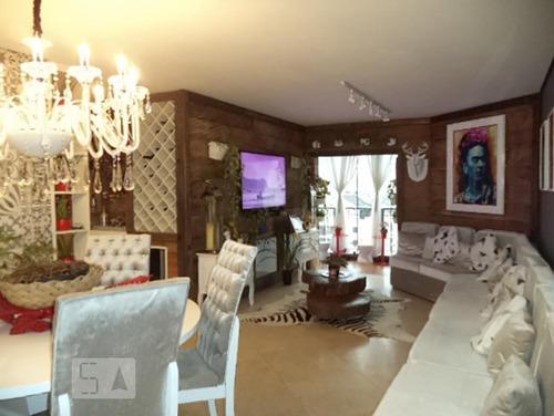 Apartamento À Venda - Chácara Inglesa, 4 Quartos,  160 - S893055329