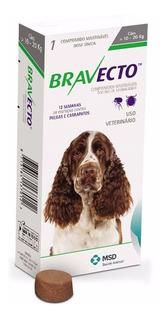 Bravecto Para Perros 10-20 Kg - 500 Mg