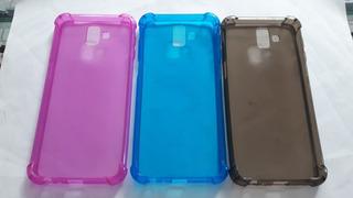Samsung J6 Plus J8 J4 Plus Estuche Protector 4 Puntas