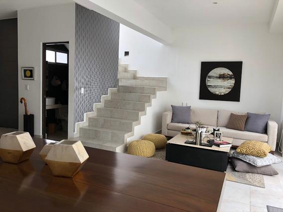 Casa En Arbolada By Cumbres, Cancún, Q. Roo, (c68)