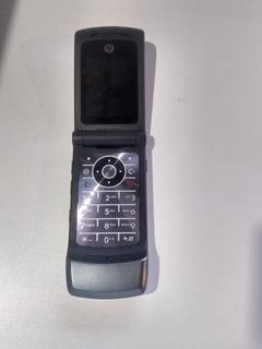 Celular Desbloqueado Motorola W510 (funcionando) Usado