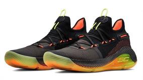 Zapatos Caballeros Under Armour Stephen Curry 6