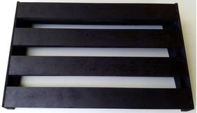 Pedalboard De Madeira 45x30 - 8,5-3cm