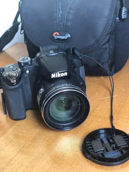 Camera Fotográfica Nikon - Semi Profissional