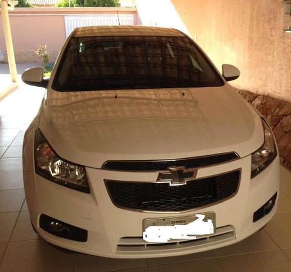 Chevrolet Cruze 1.8 Lt 16v Flex 4p Automático, Banco De Cour