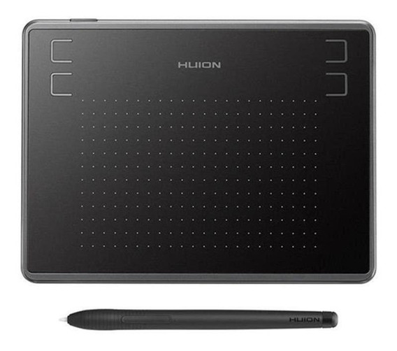 Mesa digitalizadora Huion Inspiroy H430P Black