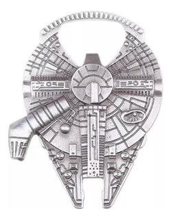 Chaveiro Abridor De Garrafas Millennium Falcon Star Wars