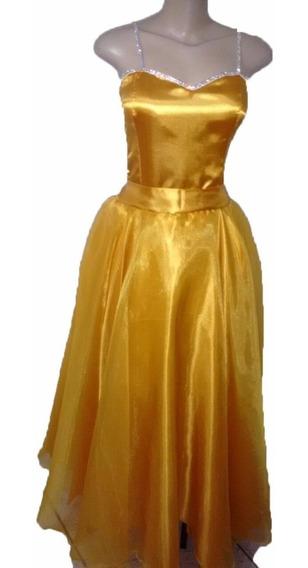 Vestido Debutante 15 Anos Formatura E Damas Longo