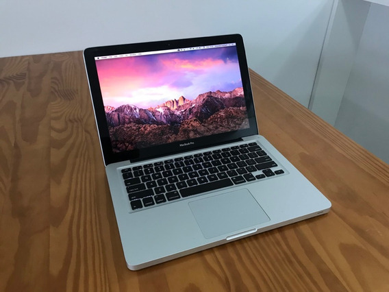 Apple Macbook Pro (late 2011) 13 + Ssd 480gb + 16gb Ram