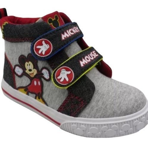 Zapatos Botas Deportivos Mickey Mouse Niños