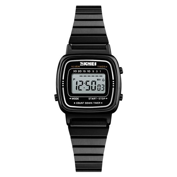 Skmei 1252 Mulheres Relógio 30m Multifuncionais À Prova D&