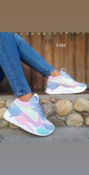 Zapatos De Moda Colombiana Deportivo Suela Alta