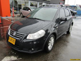 Suzuki Sx4 At 1600