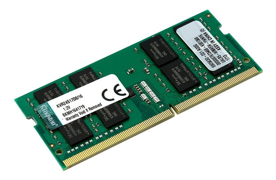 Memoria Sodimm 16gb Kingston Ddr4 2400mhz Notebook 1