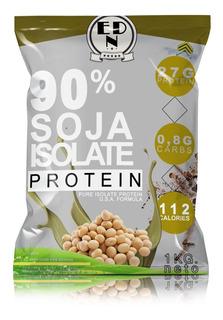Proteina Isolate Soja 90% Sabores 1 Kg Usa Calidad Usa