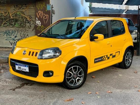 Fiat Uno 1.4 Sporting - Unico Dueño