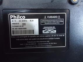 Placa De Controle E Remoto Tv Philco Ph 24m Led A 2