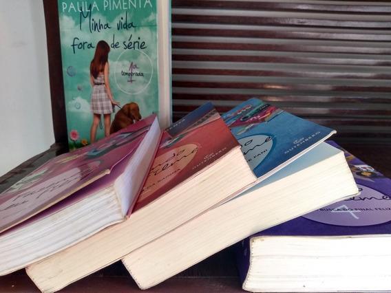 Box Livros Fazendo Meu Filme E Minha Vida Fora De Série 1° T