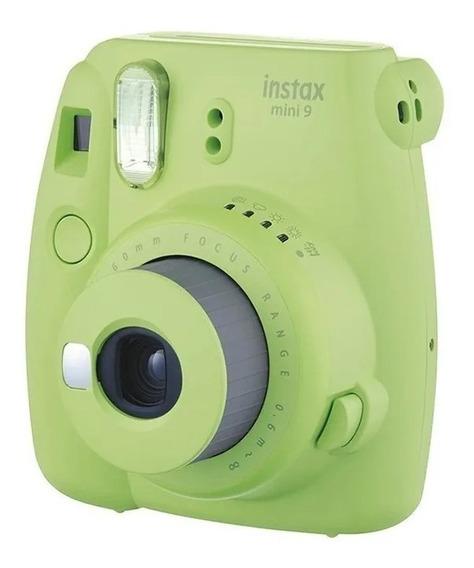 Câmera Instantanea Fujifilm Instax Mini9 ( Todas As Cores )