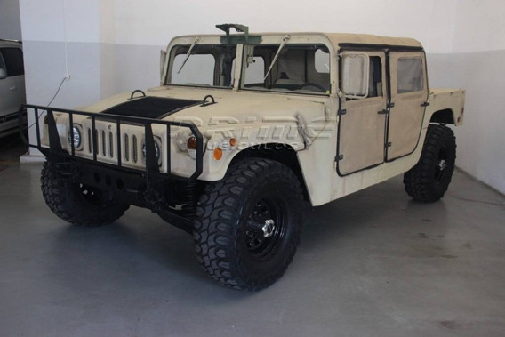 Hummer Am 6.5 4x4 Open Top Turbo Diesel 4p Manual
