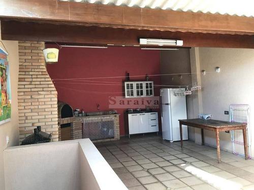 Sobrado À Venda, 167 M² Por R$ 551.000,00 - Jardim Thelma - São Bernardo Do Campo/sp - So0276