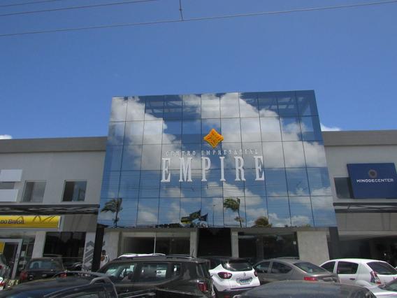 Sala 1 No Centro Empresarial Empire, Bairro Farolândia - Ca359