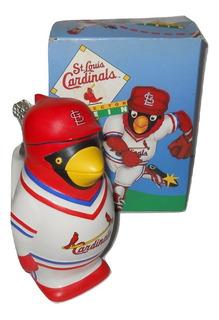 Tarro Taza Vaso Stein De Coleccion St Louis Cardinals Mlb ++
