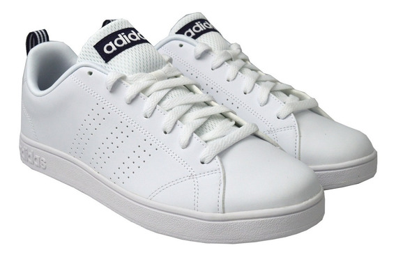 Tenis adidas Hombre Blanco Advantage Clean Vs F99252
