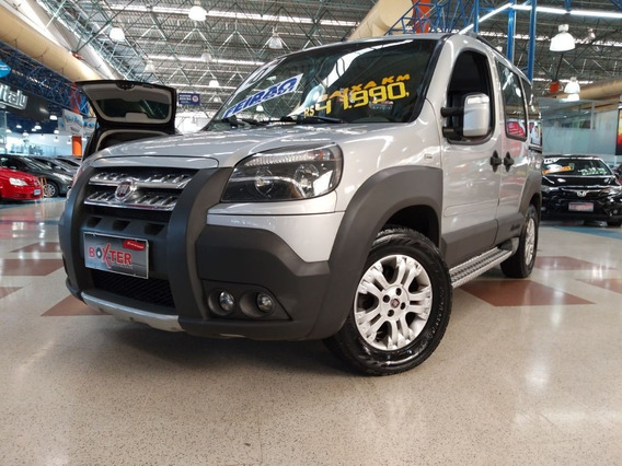 Fiat Doblo 1.8 Mpi Adventure Locker 8v