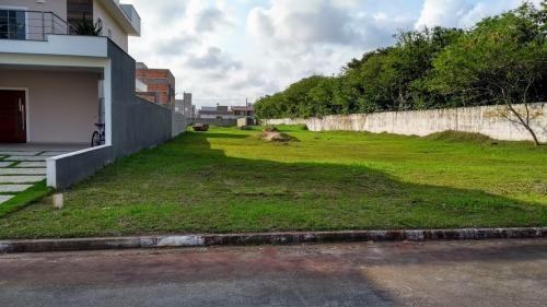 Terreno Em Condominio, Guacira, Itanhaém, Frente Para Praia