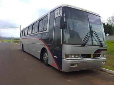 Ônibus Busscar El Buss 340 50 Lugares Supensão À Ar 1997