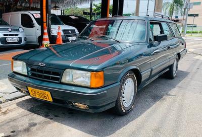 Caravan Comodoro Sl/e 6cc 1991 Completa Novíssima Autos Rr