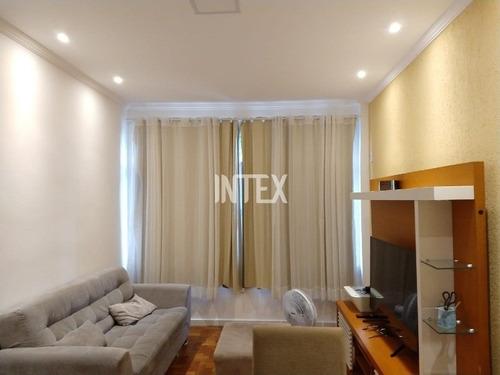 Apartamento Maravilhoso, 2 Quartos No Centro - Ap00825 - 68319450