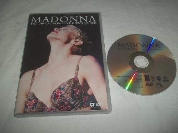* Dvd - Madonna - Rock Pop Internacional