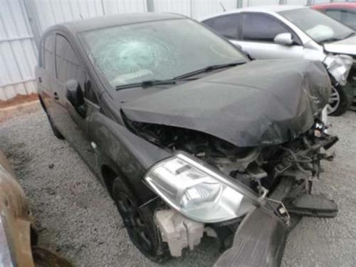 Sucata Nissan Tiida S 1.8 16v Manual 2011