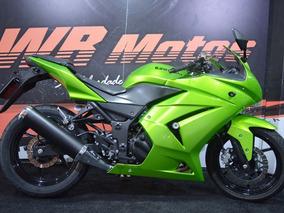 Kawasaki - Ninja 250r - 2012
