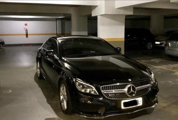 Mercedes-benz Cls 400- 2015 - 25.000kms - Blindado