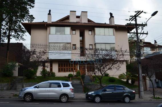 Apartamento Com 1 Dormitório À Venda, 49 M² Por R$ 470.000,00 - Centro - Gramado/rs - Ap0462