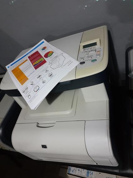 Impressora Laserjet Colorida Multifuncional Hp Cm1312 Mfp
