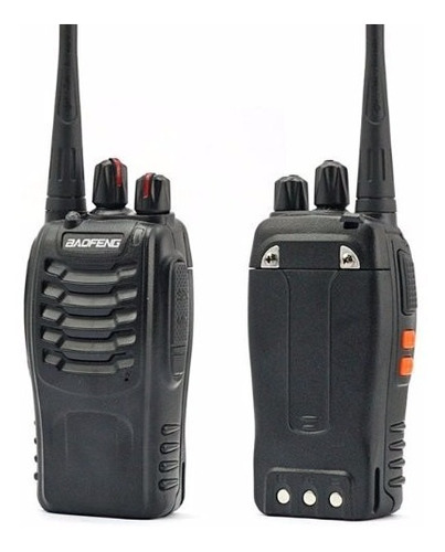 Radio Baofeng Bf-888s Plus Uhf 30km +audifonos Versión 2020