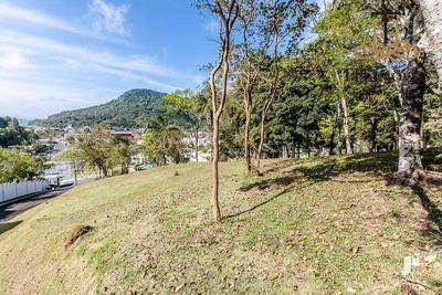 Terreno Com Vista Privilegiada Em Condomínio Alto Padrão Com 440,25 M² De Área Em Balneário Camboriú - Sc! - Te0013
