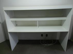 Bancada Para Computador E Oficina Conserto Em Mdf
